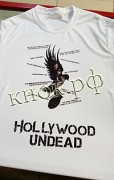 Футболка Hollywood undead 2