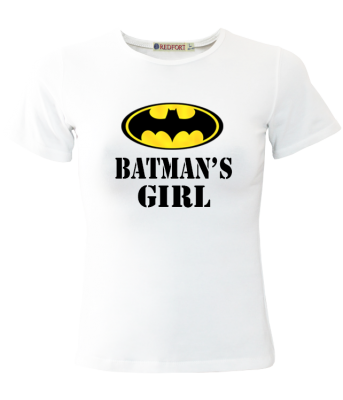 Футболка Batman's girl